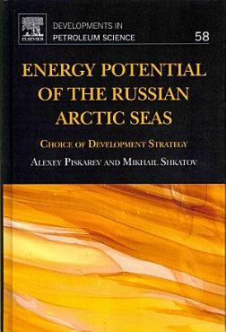 Energy Potential of the Russian Arctic Seas PDF