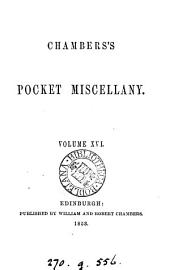 Chambers's pocket miscellany