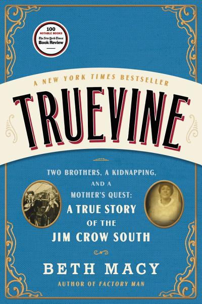 Download Truevine Book