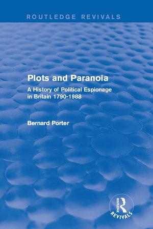 Plots and Paranoia