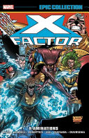 X Factor Epic Collection  X Aminations PDF