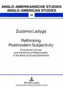 Rethinking Postmodern Subjectivity