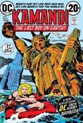 Kamandi: The Last Boy on Earth (1972) #1