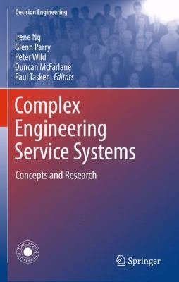 Complex Engineering Service Systems PDF