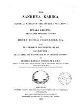 Sāṃkhyakārikā