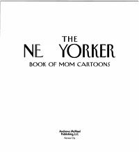 The New Yorker Magazine Book Of Mom Cartoons Book PDF