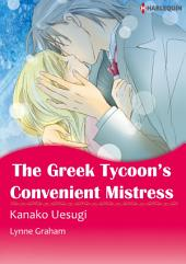 The Greek Tycoon's Convenient Mistress: Harlequin Comics