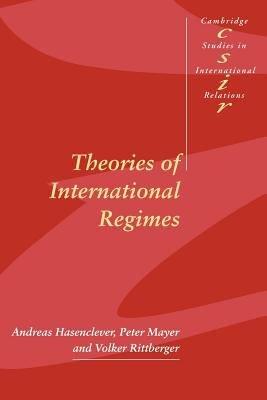 Theories of International Regimes