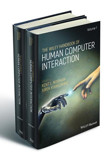 The Wiley Handbook of Human Computer Interaction Set PDF