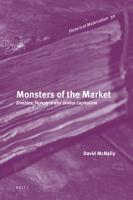 Monsters of the Market PDF