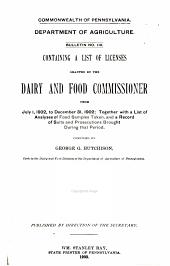 Bulletin: Issues 110-117