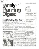 Family Planning Digest PDF