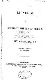 Lionello: a sequel to the Jew of Verona