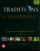 Traditions And Encounters  Ap Edition