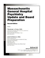 Massachusetts General Hospital Psychiatry Update and Board Preparation PDF