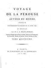 Voyage de La Pérouse autour du Monde: Volume4