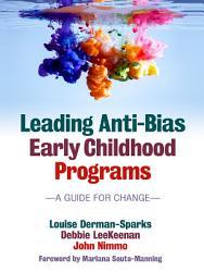 Leading Anti Bias Early Childhood Programs Book PDF