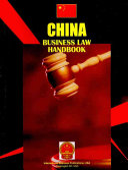 China Business Law Handbook PDF