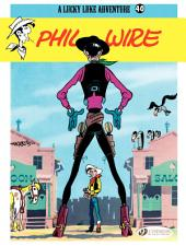 Lucky Luke (english version) - Tome 40 - Phil wire