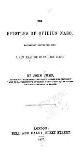 The Epistles of Ovidius Naso
