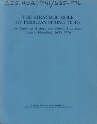 The Strategic Role of Perigean Spring Tides PDF