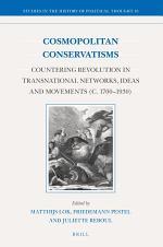 Cosmopolitan Conservatisms