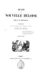 Julie ou La nouvelle Héloise: Tome second