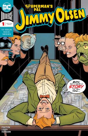 Superman's Pal Jimmy Olsen (2019-2020) #1