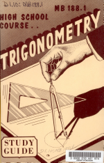 Study Guide : Trigonometry