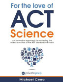 For the Love of ACT Science Book