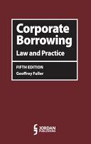 Corporate Borrowing PDF