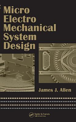 Micro Electro Mechanical System Design PDF