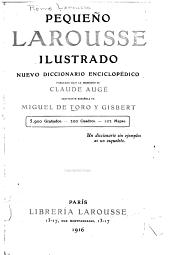 Peque  o Laousse Ilustrado PDF