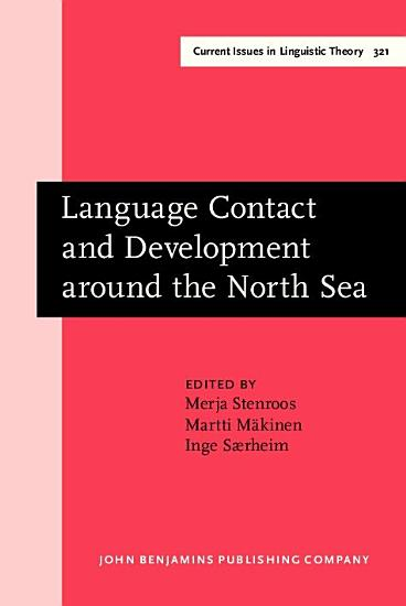 Language Contact and Development Around the North Sea PDF