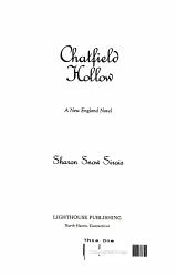 Chatfield Hollow Book PDF