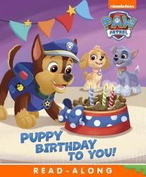 Puppy Birthday To You Paw Patrol  Book PDF