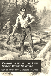 Two Young Lumbermen, Or, From Maine to Oregon for Fortune