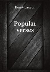 Popular verses