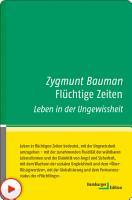 Fl  chtige Zeiten PDF
