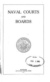Naval Courts and Boards