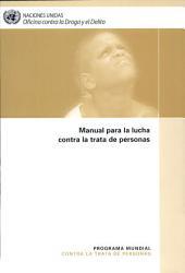 Manual para la Lucha contra la Trata de Personas