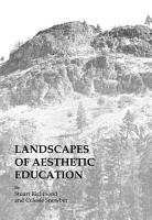 Landscapes of Aesthetic Education PDF