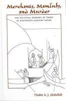 Merchants  Mamluks  and Murder PDF