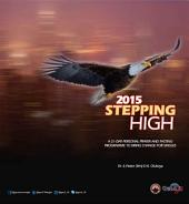 2015 Stepping High: A 21-DAY PERSONAL PRAYER AND FASTING PROGRAMME FOR ALL-ROUND OPEN HEAVENS
