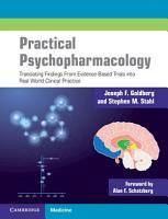 Practical Psychopharmacology PDF