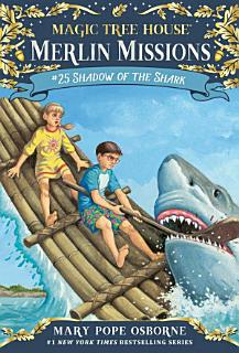 Shadow of the Shark Book
