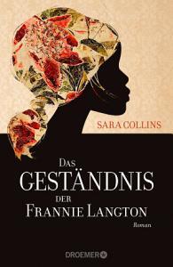 Das Gest  ndnis der Frannie Langton PDF