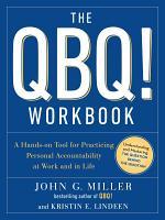 QBQ  The Question Behind the Question PDF