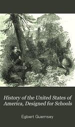 History of the United States of America, Designed for Schools
