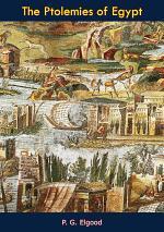 The Ptolemies of Egypt